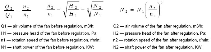 fan and pump formula